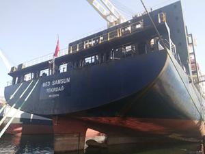 MEDLOG, filosuna kattığı Türk bayraklı gemilerle büyüyor