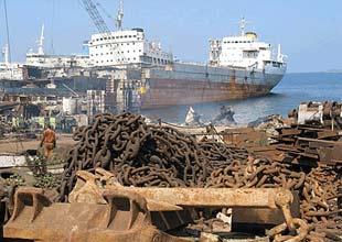 KoPT gemi sökümüne yeniden başlıyor