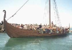 Viking gemisiyle okyanus seyahati