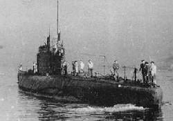 Efsane denizaltı son yolculuğunda