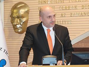 Murat Kıran: 2018 yılında 'denizcilik sektörü' yükselecek