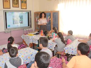 D-Marin Kids ve TURMEPA eğitimleriyle 600 çocuğa denizlerin önemi anlatıldı