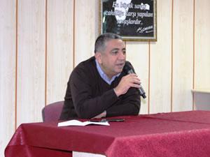 Hopa Nuri Vatan Anadolu Lisesi Kariyer Günleri devam ediyor