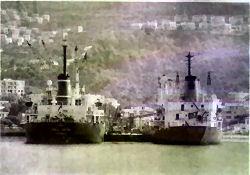 Güllük limanı TAŞINIYOR