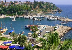 Antalya Limanı canlanacak