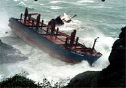 Karadeniz gemileri yutuyor