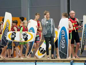 Boot Düsseldorf'ta Türkiye'nin su sporları tanıtıldı