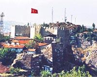 """Ankara'nın Adı """"Anchor""""dan..."""