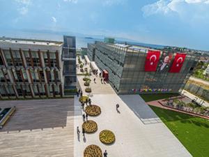 Pîrî Reis Üniversitesi 10'uncu yılını kutluyor