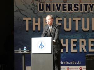 Piri Reis Üniversitesi 10'uncu kuruluş yılını kutladı