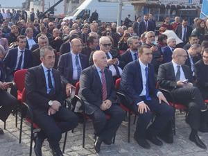 'Türk Denizciliğine Bakış' paneli Antalya'da gerçekleşti