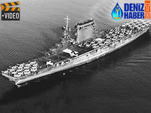 Batık USS Lexington, Mercan Denizi'nde bulundu