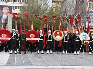 18 Mart Çanakkale Zaferi'nin 103. yıl dönümü kutlandı
