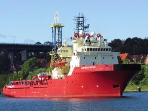 Ocean Investigator, Limasol Limanı'ndan ayrıldı