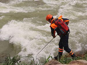 Sahil Güvenlik ekipleri kayıp polis için seferber oldu