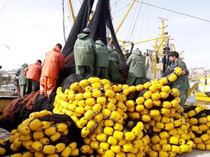 Balıkçılar, sezon verimsiz geçtiği için sıkıntı yaşıyor