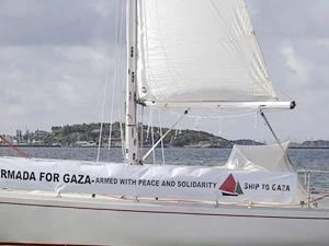İsveç'ten aktivistler tekrar Gazze'ye gidecek