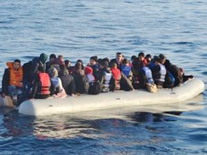 İzmir'de 161 kaçak göçmen yakalandı