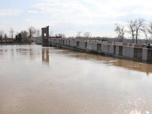 """Edirne'deki nehir taşkınları """"Kanal Edirne"""" ile son bulacak"""