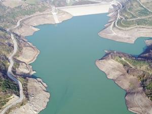 Yuvacık Barajı'nın doluluk oranı yüzde 99'a yükseldi