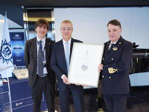 MSC Cruises, 8 Altın İnci Ödülü'nü kazandı