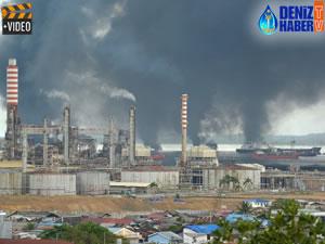 Endonezya, petrol sızıntısı sonrası olağanüstü hal ilan etti