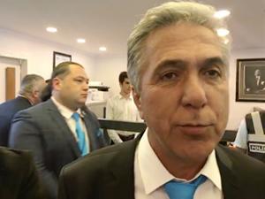 İMEAK DTO Antalya Şubesi'nin yeni başkanı Ahmet Çetin oldu