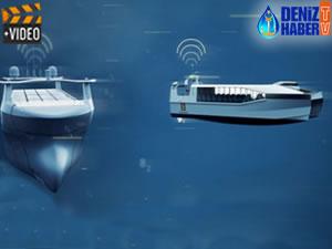 Kongsberg ve Wilhelmsen, otonom gemi projesini başlattı