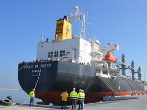 Mehmet İspiroğlu: Liman ülke ekonomisine katkı sağlayacak