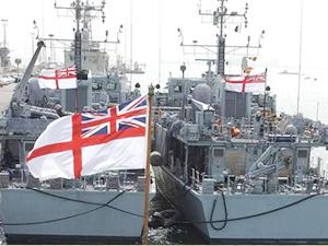 İngiltere, Bahreyn'deki ilk deniz üssünü açtı