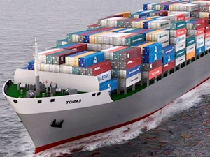 İzmit Körfezi, 2017 yılında 10 bin 548 gemi ağırladı