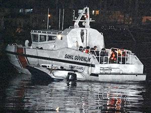 Muğla'da 11 kaçak göçmeni Sahil Güvenlik kurtardı