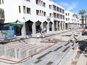 Menderes Türel, Liman Caddesi'ni inceledi