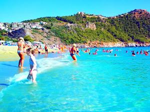 Turistler, Mayıs ayı için Türkiye'yi tercih etti