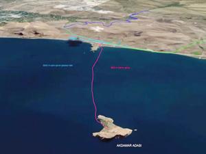 Akdamar Adası'nın susuzluk sorununa Kıbrıs modeli çözüm