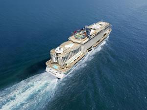 MSC Seaview, 6 ay sonra ilk misafirlerini ağırlayacak