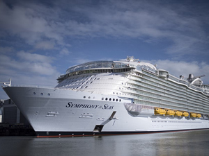 M/S Symphony Of The Seas altı şehri ziyaret edecek