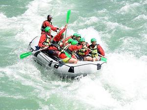 Turizmin başkenti Antalya'da rafting heyecanı başladı