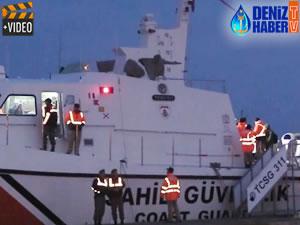 Ro-Ro gemisinde 79 yabancı uyruklu yakalandı