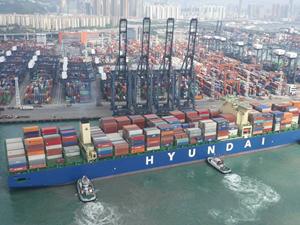 Hyundai Merchant, 20 konteyner gemisi siparişi verdi