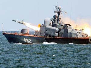 Rusya, savaş gemilerinin askeri üssü terk ettiğini doğruladı