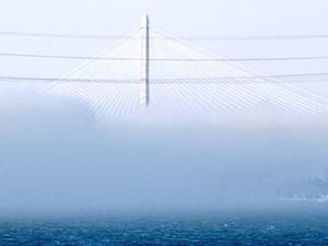 İstanbul Boğazı'nda 351 gemi geçiş için bekliyor