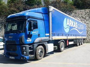 """Arkas Lojistik """"İzinli Gönderici"""" olarak Türkiye'de ilk ihracatı gerçekleştirdi"""