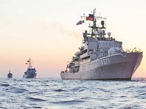 Deniz Kuvvetleri, Yunanistan'a karşı önem aldı