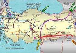Türkiye enerjide yeni üs olacak
