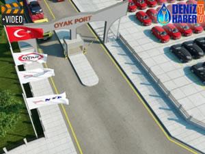 OYAK Port, bölgenin en büyük otomotiv limanlarından olacak