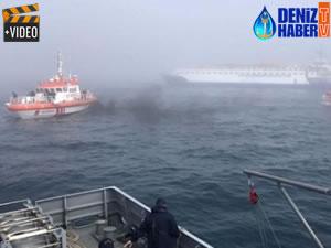 2017 yılında denizlerde 277 kaza gerçekleşti