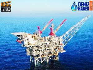 İsrail, Akdeniz'de doğalgaz arama çalışmalarına devam ediyor