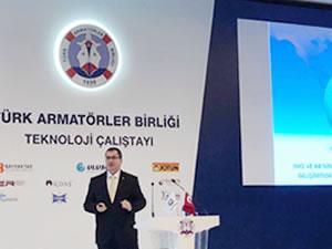 Türk Deniz Taşımacılığının Teknolojik Gelişim Modeli Çalıştayı başladı