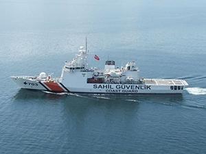 Türk Sahil Güvenlik ekipleri bölgede kuş uçurtmuyor